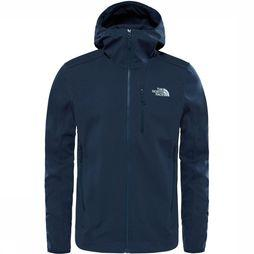 The North Face Tansa Softshell Jas Marineblauw