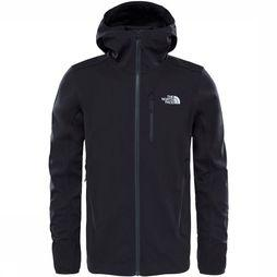 The North Face Tansa Softshell Jas Zwart