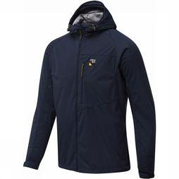 Sprayway Palmer Softshell Donkerblauw