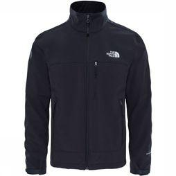 The North Face Apex Bionic Softshell  Zwart/Donkergrijs