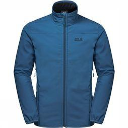 Jack Wolfskin Northern Point Jas Indigoblauw
