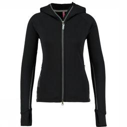 Houdini Power Houdi Fleece Vest Dames Zwart