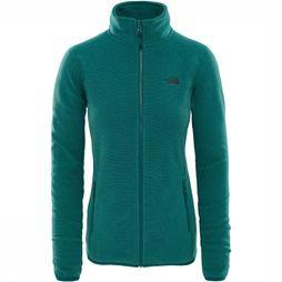 100 Glacier Full Zip Vest Dames