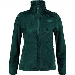 The North Face Osito Jas Dames Middengroen