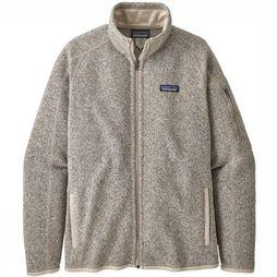 Patagonia Better Sweater Fleecevest Dames Beige