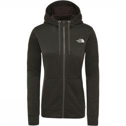 The North Face Surgent Hoodie Dames Taupe