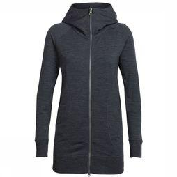 Dia 200 Long Hooded Jas Dames