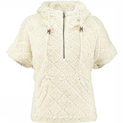 Columbia Fire Side Sherpa Shrug Trui Dames Ecru