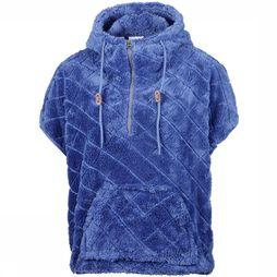 Columbia Fire Side Sherpa Shrug Trui Dames Middenblauw