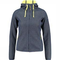 Columbia Pacific Point Full Zip Hoodie Dames Donkerblauw