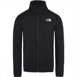 The North Face Quest Fleecevest Zwart