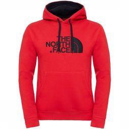 The North Face Drew Peak Hoodie  Middenrood