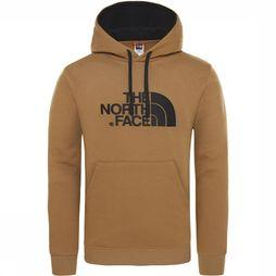 The North Face Drew Peak Hoodie  Kameelbruin