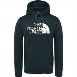 The North Face Surgent Halfdome PO Hoodie Middengroen