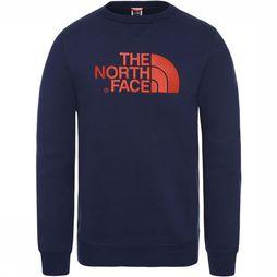 The North Face Drew Peak Trui Indigoblauw