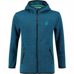 Ayacucho Vilppo Fleece Vest Junior Petrol