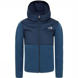 The North Face Kickin It Hoodie Junior Donkerblauw