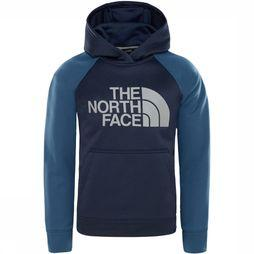 The North Face Surgent P/O Hoodie Junior Blauw