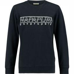 Napapijri Boli Crew Neck Sweater Junior Marineblauw