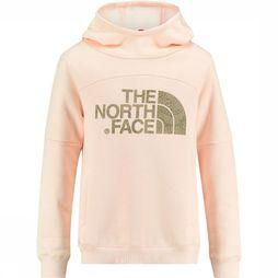 The North Face Drew Peak Hoodie Junior Lichtroze