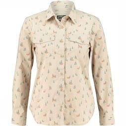 Highland Travel Shirt Dames