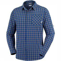 Columbia Triple Canyon Shirt Marineblauw/Middenblauw