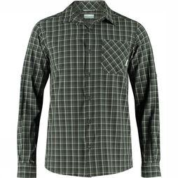Columbia Triple Canyon Shirt Zwart/Middengrijs