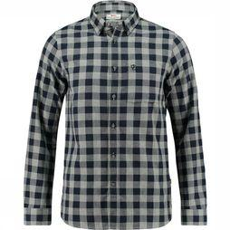 Ovik Check LS Shirt