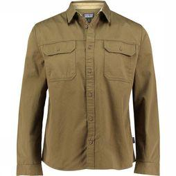 Four Canyons Twill LS Shirt