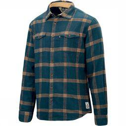 Picture Organic Clothing Hillsboro Shirt Petrol