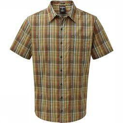 Sherpa Seti Shirt Middengroen/Assortiment