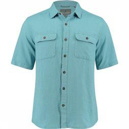 Royal Robbins Cool Mesh Shirt Lichtblauw