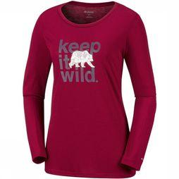 Outdoor Elements Long Sleeve Tee Dames