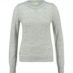 Fivel Wool LS Shirt Dames