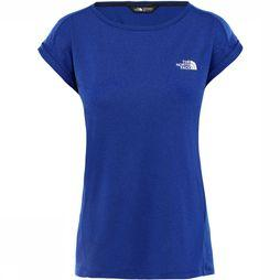 The North Face Tanken Shirt Dames Koningsblauw/Blauw