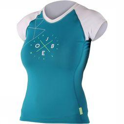 Rashguard V-neck Dames