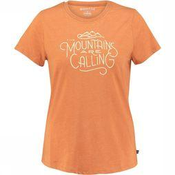 Mountains Are Calling T-shirt Dames