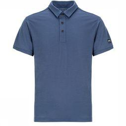 Supernatural Essential Polo Middenblauw