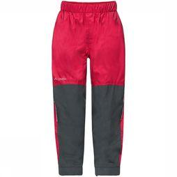 Vaude Escape VI Broek Junior Middenroze