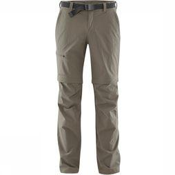 Maier Sports Tajo 2 Regular Broek Donkerkaki