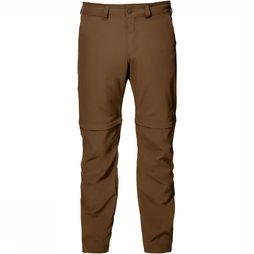 Canyon Zip Off Regular Broek
