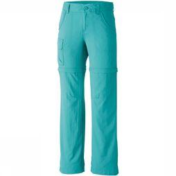 Columbia Silver Ridge III Broek Junior Turkoois