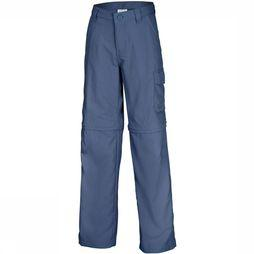 Columbia Silver Ridge Convertible Broek Junior Marineblauw
