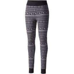 Columbia Holly Peak Jacquard Legging Dames Zwart
