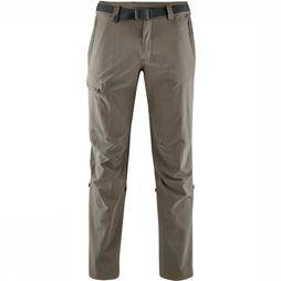 Maier Sports Nil Regular Broek Donkerkaki
