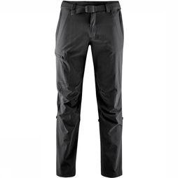 Maier Sports Nil Regular Broek Zwart