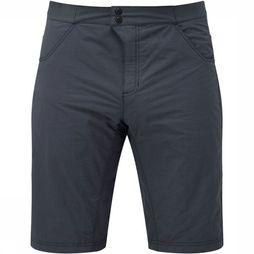 Mountain Equipment Inception Broek Short Donkerblauw