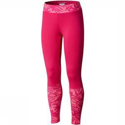 Columbia Trulli Trails Printed Legging Junior Donkerroze