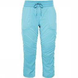The North Face Aphrodite 2.0 Capri Regular Dames Jeansblauw