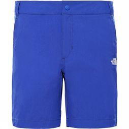 The North Face Exploration Short Dames Donkerblauw/Blauw